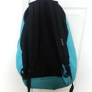 Jansport Bags - Men's/women's jansport sky/light blue backpack